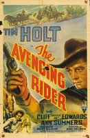 The Avenging Rider movie poster (1943) picture MOV_16f5d936
