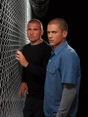 Prison Break movie poster (2005) poster MOV_22a7672d