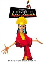 The Emperor's New Groove movie poster (2000) picture MOV_22a7812a