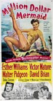 Million Dollar Mermaid movie poster (1952) picture MOV_22a94929