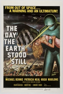 The Day the Earth Stood Still movie poster (1951) poster MOV_22b775d7