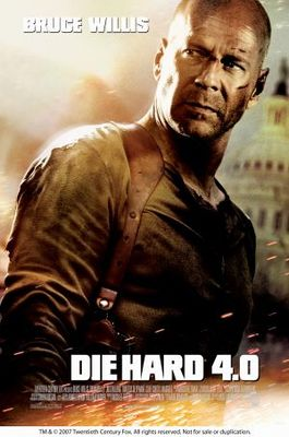 Live Free or Die Hard movie poster (2007) poster MOV_22c42d98