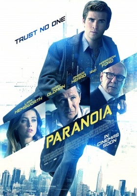 Paranoia movie poster (2013) poster MOV_22cd2ff6