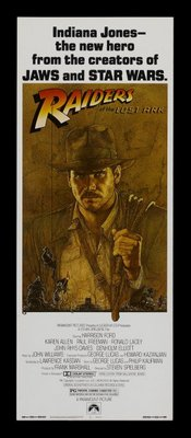 Raiders of the Lost Ark movie poster (1981) poster MOV_22d8aabf