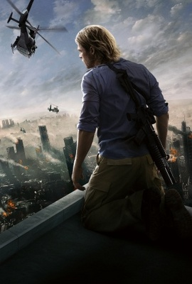 World War Z movie poster (2013) poster MOV_22d955de