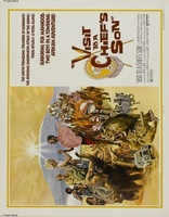 Visit to a Chief's Son movie poster (1974) picture MOV_22dbe563
