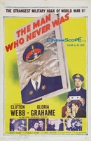The Man Who Never Was movie poster (1956) picture MOV_22dc7df6