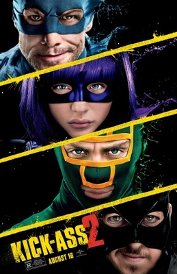 Kick-Ass 2 movie poster (2013) poster MOV_22de1440
