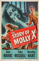 The Story of Molly X movie poster (1949) picture MOV_22e190f9