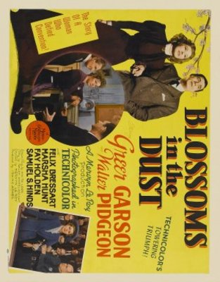 Blossoms in the Dust movie poster (1941) poster MOV_22e3cb94