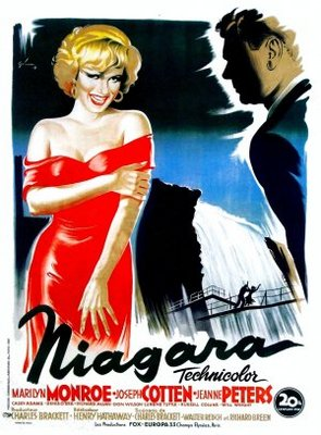 Niagara movie poster (1953) poster MOV_22f07e12