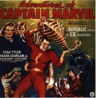 Adventures of Captain Marvel movie poster (1941) picture MOV_22f57eab