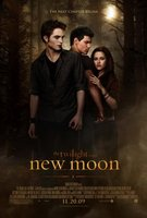 The Twilight Saga: New Moon movie poster (2009) picture MOV_22ffa629
