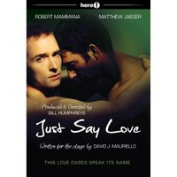 Just Say Love movie poster (2009) picture MOV_2304a80b