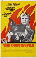 The Odessa File movie poster (1974) picture MOV_2308a281