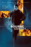 The Bourne Identity movie poster (2002) picture MOV_230acfc9