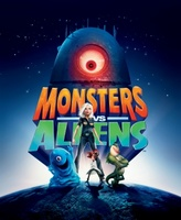 Monsters vs. Aliens movie poster (2009) picture MOV_230ae2e5