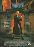 Trancers III movie poster (1992) picture MOV_230bda73