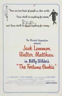 The Fortune Cookie movie poster (1966) poster MOV_231464ba