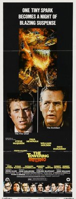 The Towering Inferno movie poster (1974) poster MOV_231af52a
