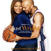 Just Wright movie poster (2010) picture MOV_4f991964