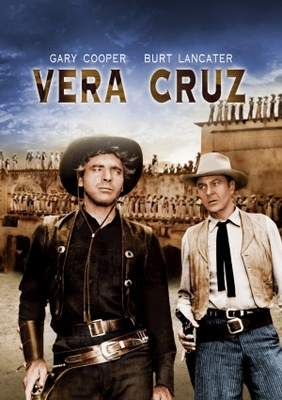 Vera Cruz movie poster (1954) poster MOV_232be2b1