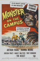 Monster on the Campus movie poster (1958) picture MOV_232c75ea