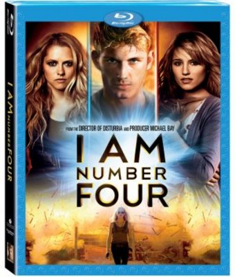I Am Number Four movie poster (2011) poster MOV_23334145