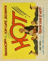 Some Like It Hot movie poster (1959) picture MOV_2333fd9e
