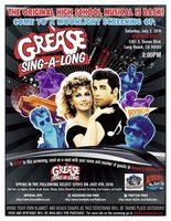 Grease movie poster (1978) picture MOV_2336aa5a