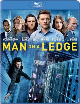 Man on a Ledge movie poster (2012) poster MOV_233b4300