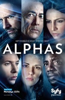 Alphas movie poster (2010) picture MOV_233d1723