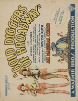 Gold Diggers of Broadway movie poster (1929) picture MOV_233d2da6