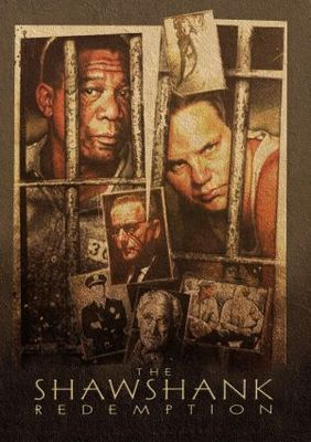 The Shawshank Redemption movie poster (1994) poster MOV_233da302