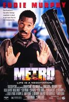 Metro movie poster (1997) picture MOV_2341823b