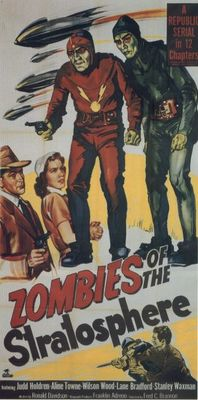 Zombies of the Stratosphere movie poster (1952) poster MOV_234334b0