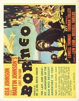 Borneo movie poster (1937) picture MOV_234aae11