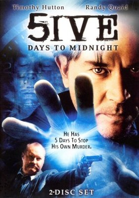 5ive Days to Midnight movie poster (2004) poster MOV_2357bdbf