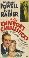The Emperor's Candlesticks movie poster (1937) picture MOV_2360d354