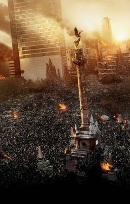 World War Z movie poster (2013) poster MOV_236881a8