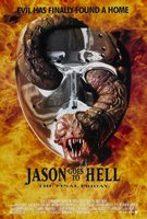 Jason Goes to Hell: The Final Friday movie poster (1993) picture MOV_236aba1a