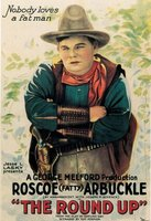 The Round-Up movie poster (1920) picture MOV_236c8b23