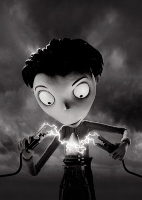 Frankenweenie movie poster (2012) poster MOV_236fddd1