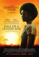 Half of a Yellow Sun movie poster (2013) picture MOV_2376123c
