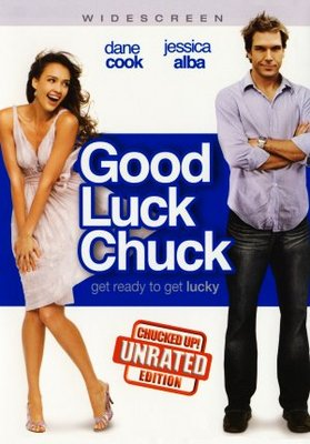 Good Luck Chuck movie poster (2007) poster MOV_237bb27d