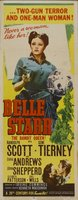 Belle Starr movie poster (1941) picture MOV_237bd93f