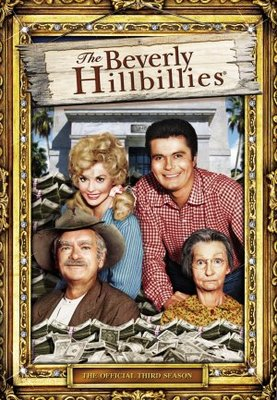 The Beverly Hillbillies movie poster (1962) poster MOV_237c93f3