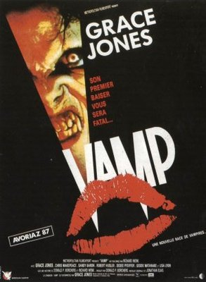 Vamp movie poster (1986) poster MOV_2382675c