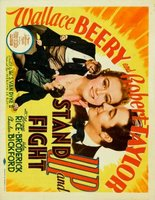 Stand Up and Fight movie poster (1939) picture MOV_2383b3d9