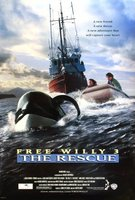 Free Willy 3: The Rescue movie poster (1997) picture MOV_238556c4
